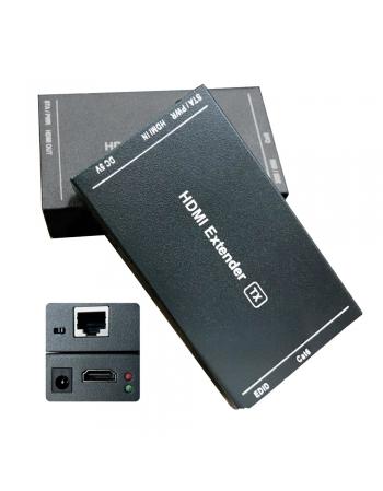 EXTENSOR HDMI 60 METROS X RJ45 CAT-5E CAT-6